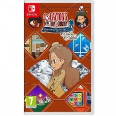 Layton S Mystery Journey Deluxe Edition Nintendo Switch