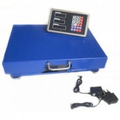 Cantar wireless fara fir cu platforma de 500 kg electronic