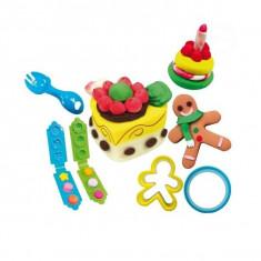 Set plastilina Smily Play prajitura cu accesorii