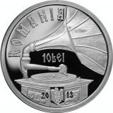 SET 2 Monede 100 Ani Maria Tanase