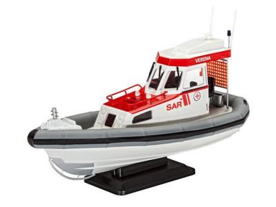 Revell Rescue Boat Dgzrs Verena foto
