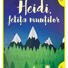 Heidi, fetita muntilor   Johanna Spyri