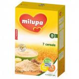 Cereale copii MILUPA 7 Cereale fara lapte 250g de la 8 luni