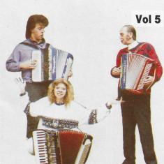 Caseta Trio Musette – Joli Muguet (Trio Musette Vol 5)