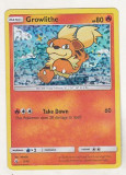 Bnk crc Cartonas Pokemon McDonalds 2018 - Growlithe 1/12