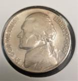 SUA 5 cents 1947, America de Nord