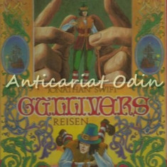 Gullivers Reisen - Jonathan Swift - Ilustratii: Desideriu Iacob - Tiraj: 3300 Ex