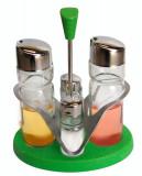 Cumpara ieftin Oliviera cu suport plastic 010658, Verde, RKO