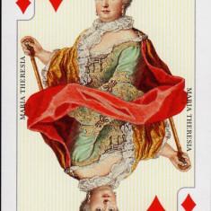 Cărți de joc  de lux Maria Theresia. Piatnik.