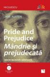 Cumpara ieftin Mândrie și prejudecată (ediţie bilingvă)