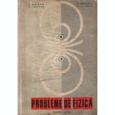 Probleme de fizica pentru licee (1967)