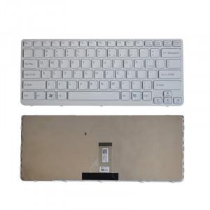 Tastatura Laptop, Sony, Vaio SVE14112FX, cu rama us