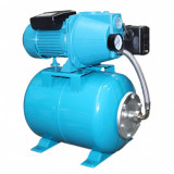 Hidrofor de mare putere Elefant Aquatic AUTOJET80S, 1000 W, 50 l/min, rezervor 25 l, inox-otel+Cadou cizme pvc 37-42 marimi la alegere