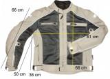 Geaca moto PROBIKER calitativa, full protectii, mesada (XL) cod-447525