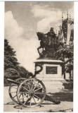 CPIB 17456 CARTE POSTALA - IASI. STATUIA LUI STEFAN CEL MARE, Circulata, Fotografie