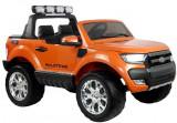 Cumpara ieftin Masinuta electrica Ford Ranger 4x4 PREMIUM 180W Portocaliu Metalizat