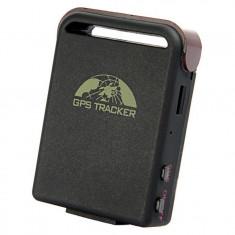 GPS Tracker Auto iUni TK102 cu microfon spion, localizare si urmarire GPS, cu magnet si carcasa rezistenta la apa