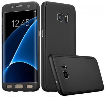 Husa 360 Samsung S8 - Negru foto