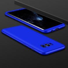 Husa Samsung Galaxy S8 - GKK Protectie 360° Albastra