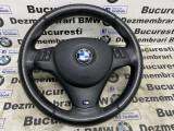 Volan sport M BMW E81,E82,E87,E90,E91,E92,X1 complet cu airbag