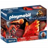 Bandit Burnham si Spiritul Focului, Playmobil