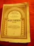 Duiliu Zamfirescu - Poezii - Ed. Scrisul Romanesc Craiova 1934 ,347 pag ,comenta