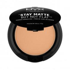 Fond De Ten Pudra Nyx Professional Makeup Stay Matte But Not Flat Olive 7.5 gr