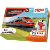 Cumpara ieftin Tren de calatori cu sine si telecomanda Fast Fun Italian Express