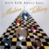 Modern Talking Lets Talk About Love The 2nd Album (cd)