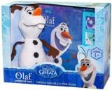 Regatul de gheata. Olaf, prietenul meu (contine carticica muzicala si jucarie de plus)/***