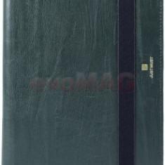Husa Book cover Just Must Vintage JMVTG7-8OL pentru tablete de la 7inch pana la 8inch (Verde)