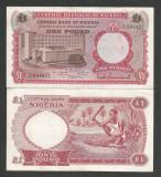 NIGERIA  1  POUND  1967  a UNC  [1]  P- 8  ,  necirculata