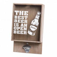 Deschizator de perete pentru sticle Special Beer