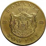 ROMANIA,  500 lei 1945 * cod 140