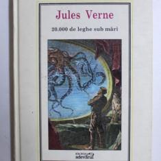 20.000 DE LEGHE SUB MARI de JULES VERNE , 2010