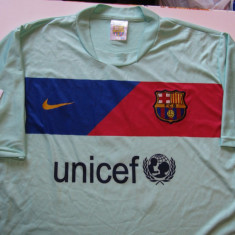 Tricou fotbal - FC BARCELONA (nr. 7 David Villa)