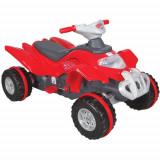 ATV cu Pedale Galaxy Rosu