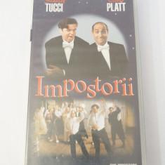 Caseta video VHS originala film tradus Ro - Impostorii