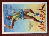 Brazilia - Timbre sport, jocurile olimpice 1984, nestampilate MNH, Nestampilat