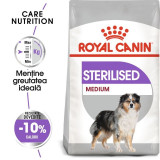 Royal Canin Medium Sterilised, 3 kg