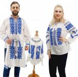 Cumpara ieftin Set Familie Traditionala 155 Camasi traditionale cu broderie