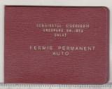 Bnk div Permis permanent auto - Combinatul siderurgic Galati