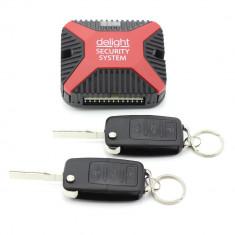 Set pentru controlarea inchiderii centralizate cu cheie briceag