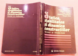 Statica, Stabilitatea Si Dinamica Constructiilor. Teorie si probleme -Ivan Marin