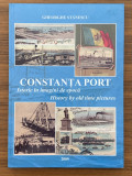 Constanta Port carti postale ilustrate vechi cartofilie cu autograf dedicatie