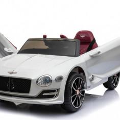 Masinuta electrica Bentley EXP12 PREMIUM Alb