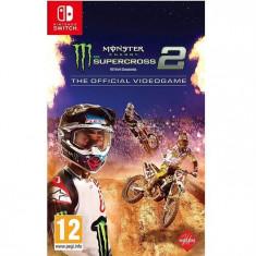 Monster Energy Supercross 2 Nintendo Switch