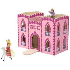 Castel din Lemn Pliabil