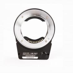 Adaptor pentru autofocus Techart Pro Leica M-Sony E mount (Nex)