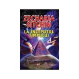 La inceputul timpului, Zecharia Sitchin